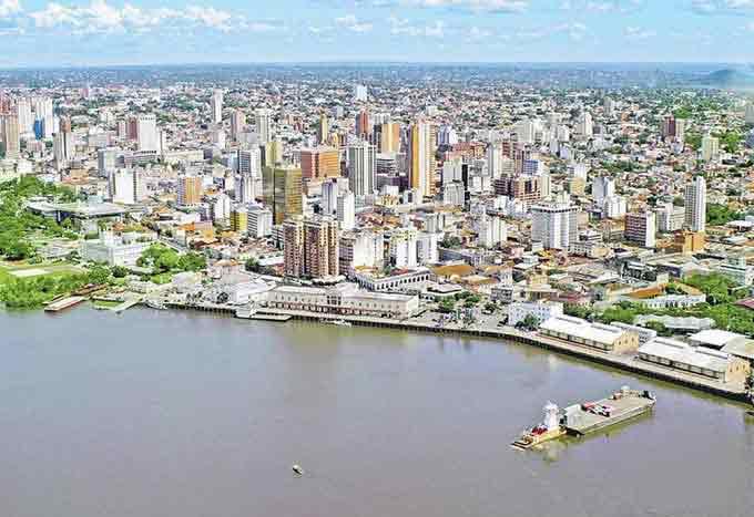 Hoteles en Asunción