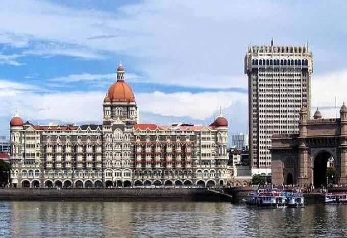 Hoteles en Bombay