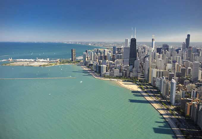 Hoteles en Chicago