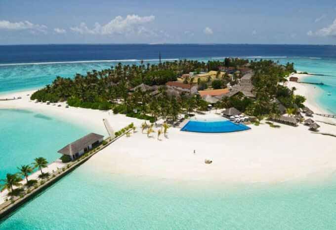 Hoteles en Islas Maldivas