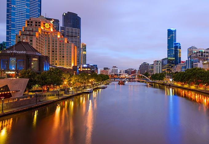 Hoteles en Melbourne