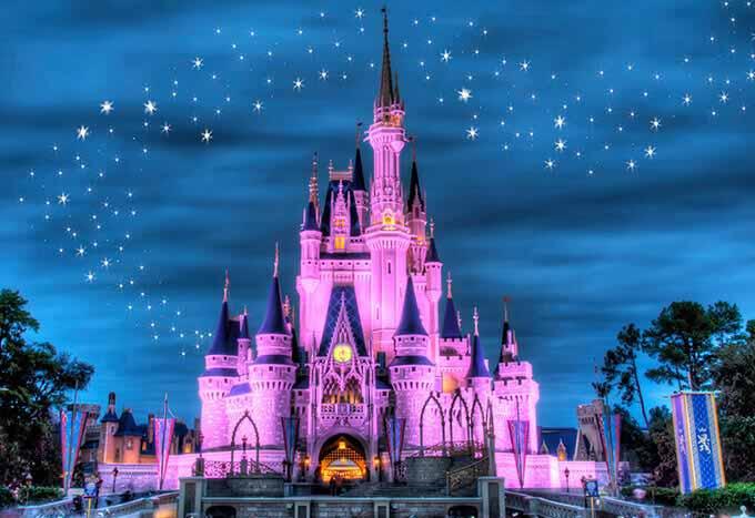 Hoteles en Walt Disney