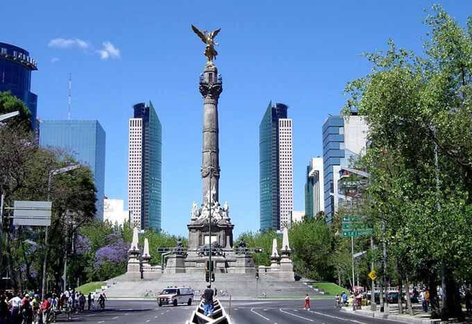 Hoteles en Ciudad de Mexico