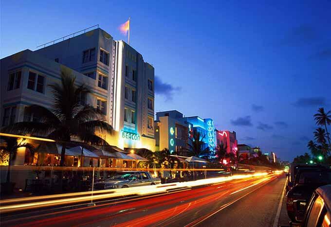 Hoteles en Miami