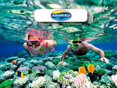 Tour Aprende a Bucear con AquaWorld