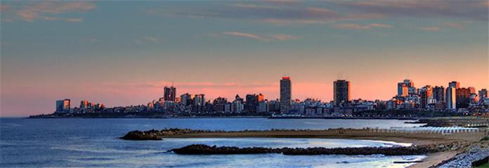 Welcome to Mar del Plata Argentina