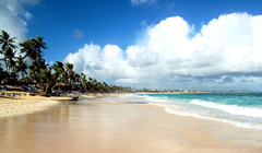 Welcome to Punta Cana, Dominican Republic