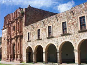 Zacatecas Colonial city in Mexico