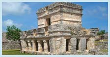 Archaeological Sites in Riviera Maya