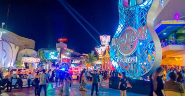 Vida Nocturna en Cancún