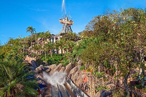 Theme park Hopper