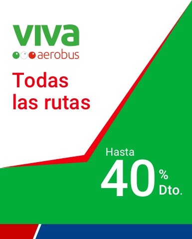 Vivaaerobus Vuelos Con Promociones Especiales De Vivaaerobus