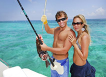 Fishing in Cancun