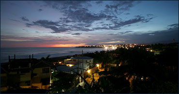 Puerto Escondido Nightlife