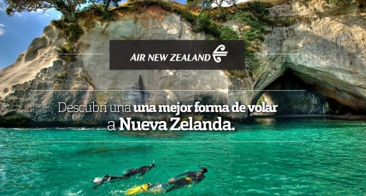 Air New Zeland