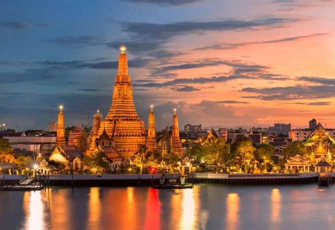 Paquetes en Bangkok