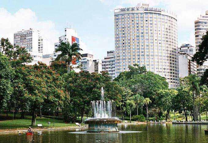 Hoteles en Belo Horizonte