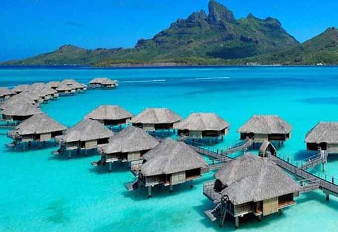 Vuelos a Bora Bora