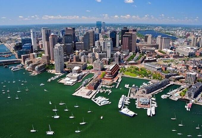 Hoteles en Boston
