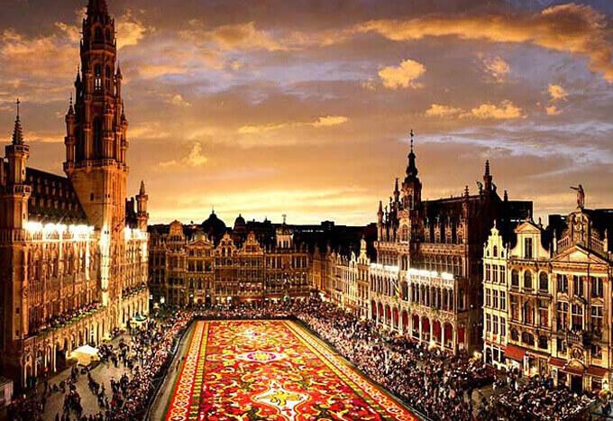 Hoteles en Bruselas
