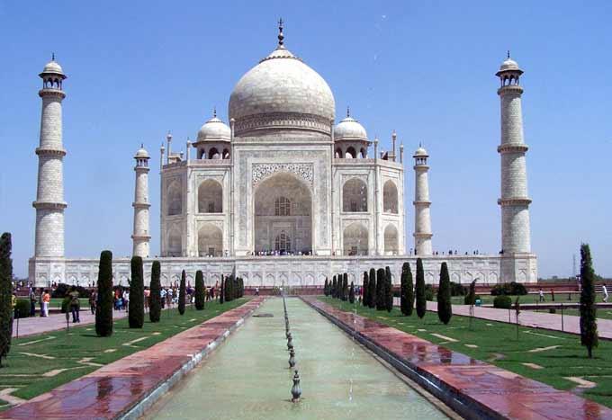 Hoteles en Nueva Delhi