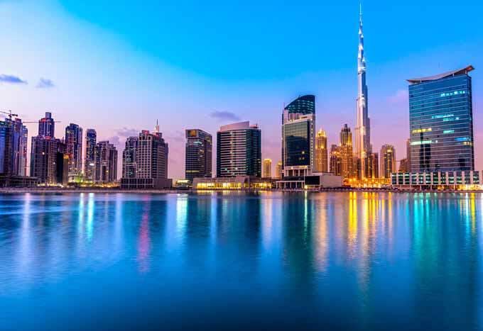 Paquetes en Dubai