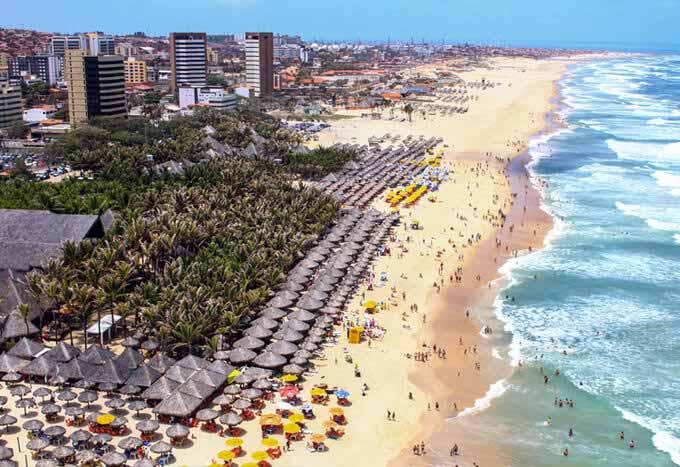Hoteles en Fortaleza