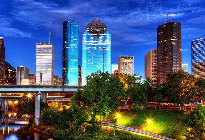 Hoteles en Houston