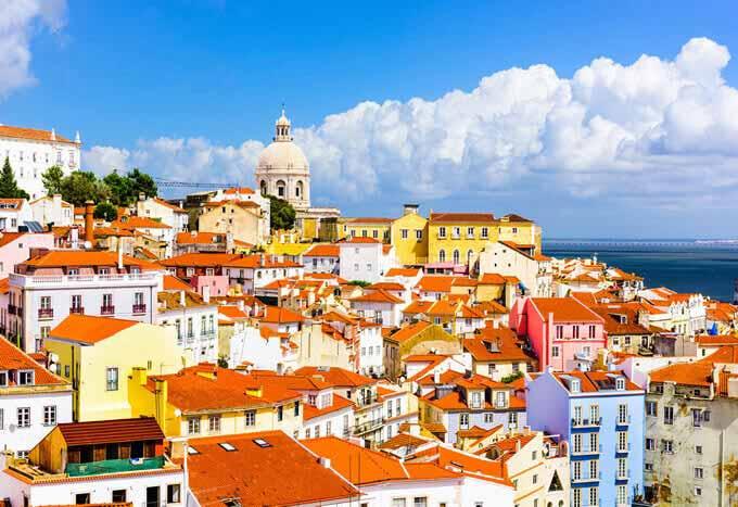 Hoteles en Lisboa
