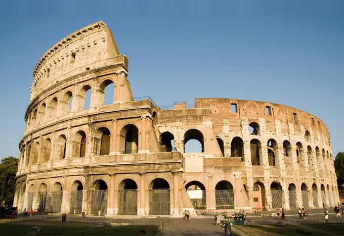 Vuelos a Roma