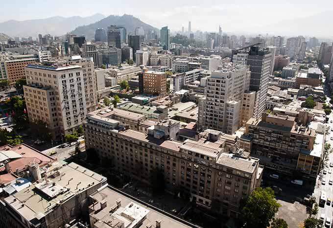 Paquetes en Santiago de Chile
