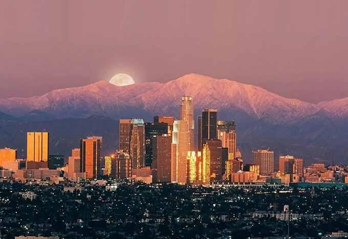 Vuelos a Los Angeles
