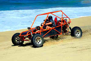 ATVs in Los Cabos