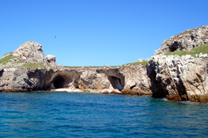 The Mystical Marietas Islands