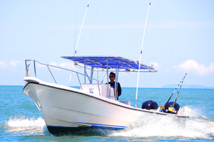 Sport fishing in Puerto Vallarta