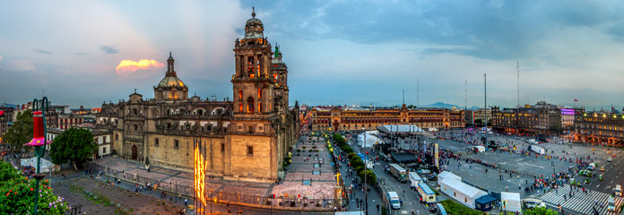 Mexico City Vacations