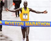 El Maratón de Boston