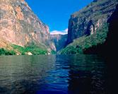 The Sumidero Canyon: a breathtaking journey through nature