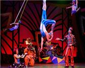 ¡Cirque Dreams Rocks, el éxito de Broadway, regresa a Cancún!