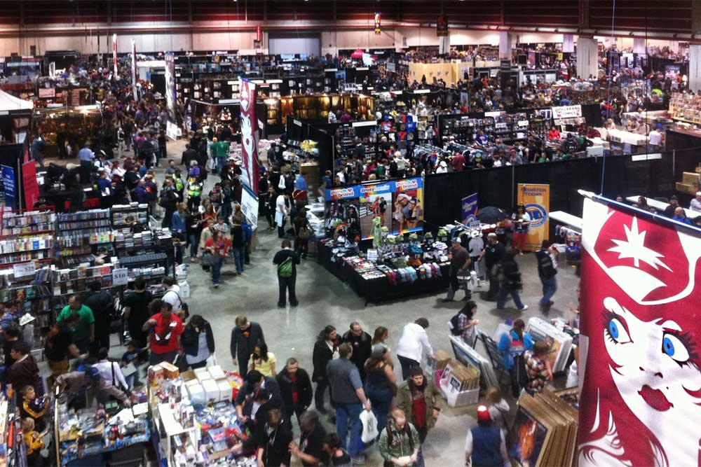 Calgary comic expo geek speed dating