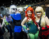 Comics and Entertainment at the Calgary Expo