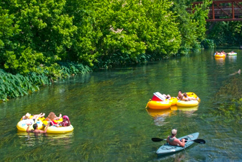 Outdoor Activities in San Marcos, Texas