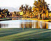 Golf in the Mexican Riviera