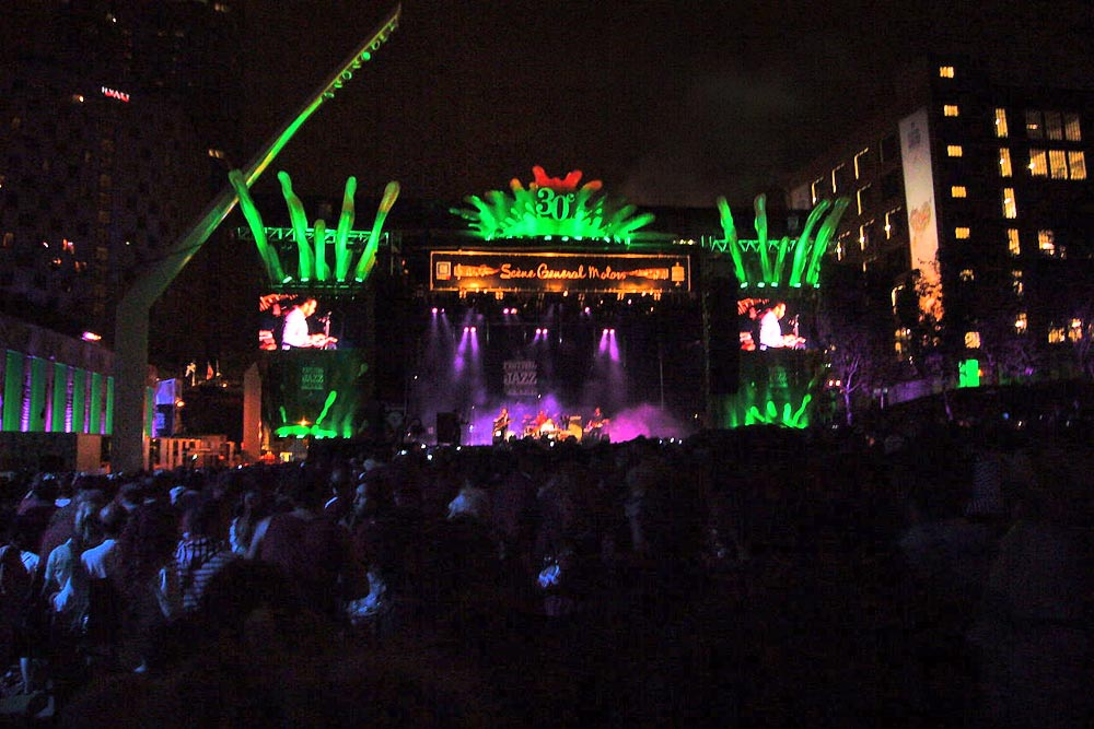 The Montreal International Jazz Festival