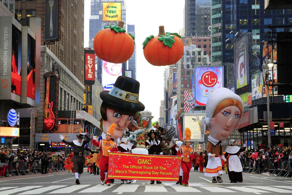 Autumn Festivals in New York