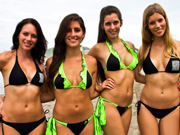 Models in Surf Open Acapulco