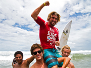 Surf Open Acapulco Winners