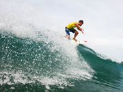 International Surfers at the Surf Open Acapulco