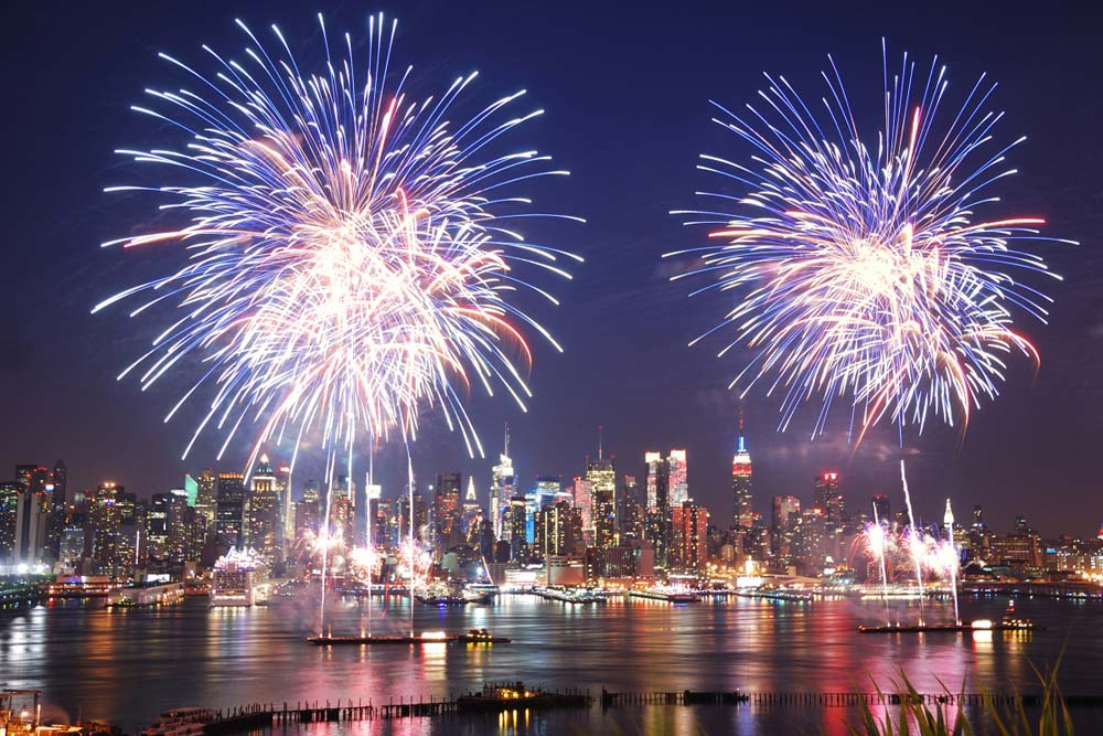 New York City Fourth of July