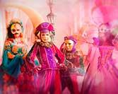 The Venetian and The Palazzo Present Carnevale